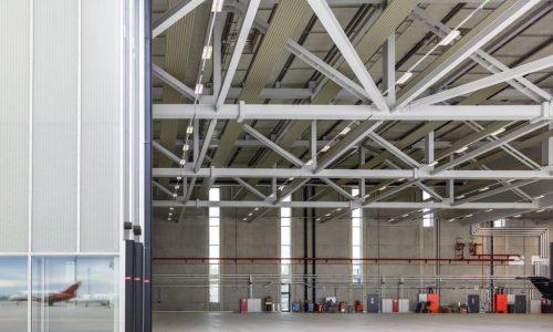Hangar  web