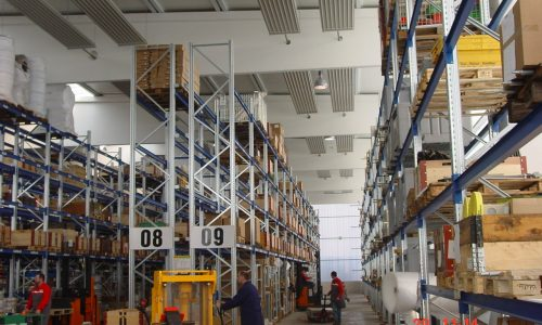 Bild logistikzentrum